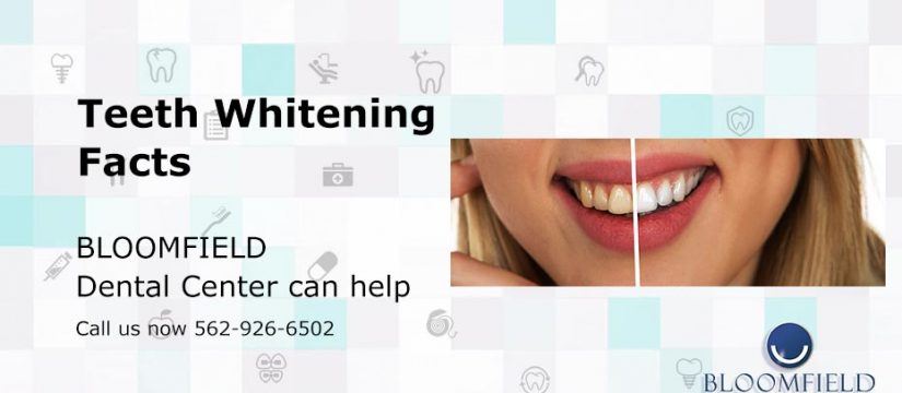 Teeth Whitening Facts | Dental Center | Top Cerritos Dentist