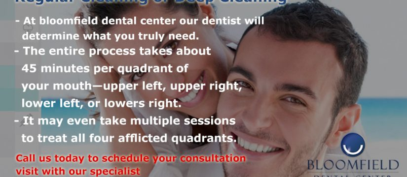 Regular Cleaning - Deep Cleaning | Dental Center | Cerritos Dentist